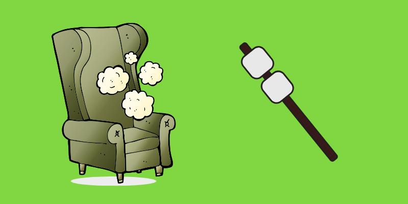 lint marshmallow
