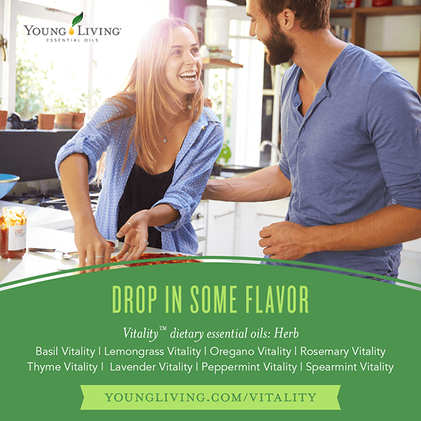 vitality-herb essential oils
