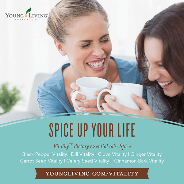 vitality-spice essential oils