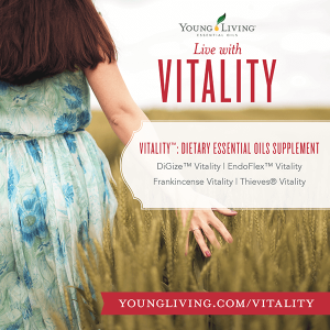 vitality-supplement essential oils